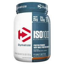 Dymatize Iso 100 Whey Protein 1.6lb (726g) -
