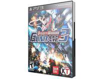 Dynasty Warriors: Gundam 3 para PS3 - Tecmo Koei