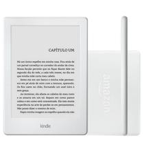 E-reader Amazon Kindle 8ª Geração Branco 4GB com Tela Touchscreen 6