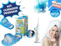 Easy Feet Limpador Massageador de Pé + Irrigador Oral Dental - M&C