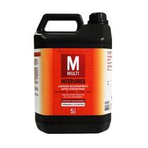 Easytech multi interiores - apc limpador de baixa espumação 5l -