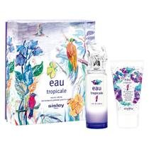 Eau Tropicale Sisley Paris - Feminino - Eau de Parfum - Perfume + Loção Corporal - Kit -