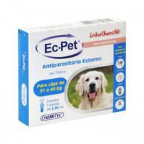 Ec Pet 2,68ml - De 21 A 40kg - Chemitec