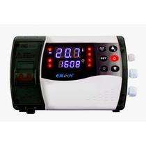 Ecb1000plus wifi quadro de comando para câmaras frias monofásicas de congelados ou resfriados até 3hp 220v - ELITECH
