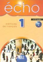 Echo 1 - cd audio pour la classe - importado (3) - Cle international - paris