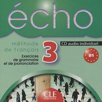 Echo 3 - cd audio - importado - Cle international - paris