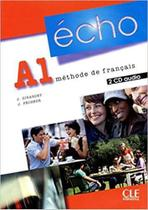 Écho A1 - 2 CD Audio Pour La Classe - 2ª Edição - Cle International