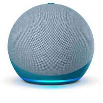 Echo Dot (4ª geração) Smart Speaker Amazon com Alexa Azul -