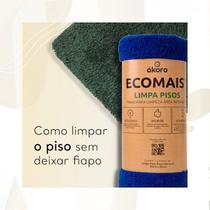 Ecomais Limpa Pisos Área Interna Verde G - 50X80cm - Akora - Àkora Brasil
