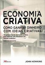 Economia criativa - M. Books