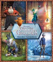 Edição antiga - A Origem Dos Guardiões - Mundos Fantásticos - Caramelo -