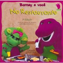 Edição antiga - Barney e Você no Restaurante - Caramelo -