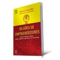 Edição antiga - Bilhões de Empreendedores - Como a China e a Índia - Campus -