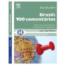 Edição antiga - Brasil - 100 Comentários - Col. Expo Money - Campus