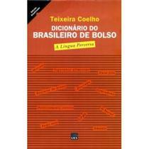 Edição antiga - Dicionário do Brasileiro de Bolso - 3ª Edição 2003 - Arx -