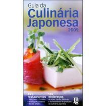 Edição antiga - Guia da Culinária Japonesa 2009 - Jbc -