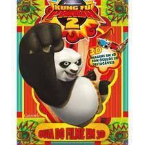 Edição antiga - Kung Fu Panda 2 - Guia do Filme Em 3D - Caramelo -