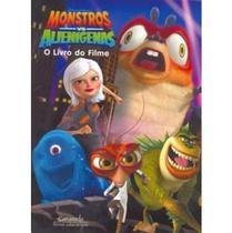 Edição antiga - Monstros Vs Alienígenas - O Livro do Filme - Caramelo -