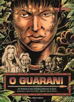 Edição antiga - O Guarani  - Col. Ópera Em Quadrinhos - Scipione