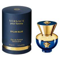 Edp versace pf dylan blue vapo feminino 30ml -