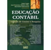 Educação Contábil - Atlas