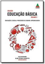 Educação e escola: processos de ensino-aprendizagem - Autor independente