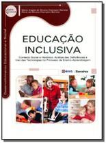Educacao inclusiva - serie eixos - Editora erica ltda