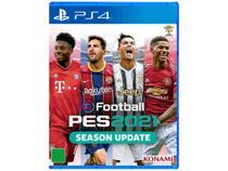 eFootball PES 2021 para PS4 Konami  - Lançamento -