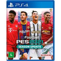 EFootball PES 2021 - PS4 - Konami