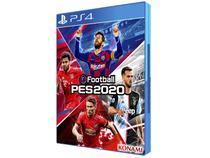 eFootball Pro Evolution Soccer 2020 para PS4 - Konami