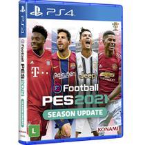 Efootball Pro Evolution Soccer 2021 - PS4 - Sony