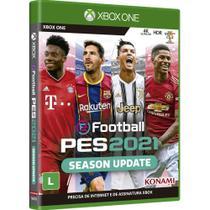Efootball Pro Evolution Soccer 2021 - Xbox One - Microsoft
