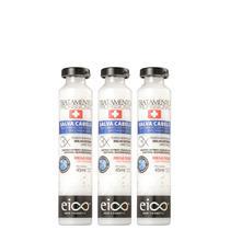 Eico Life Salva Cabelo Mega Dose Trio - Ampolas de Hidratação 3x45ml -
