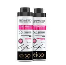 Eico Liso Mágico Shampoo+Condicionador 1L -