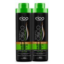 Eico Óleo de Coco Kit  Shampoo + Condicionador -