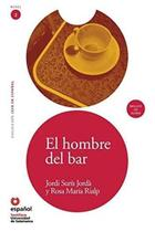 El Hombre Del Bar - Nivel 2 - Libro Con CD De Audio - Santillana -
