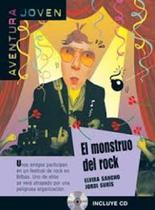El monstruo del rock (con cd) - Macmillan