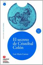 El Secreto De Cristóbal Colón - Nivel 3 Con Audio CD - Santillana -