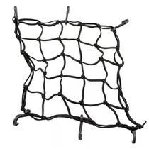 Elastico (aranha) rede para capacete universal 35x35 - protercapas -
