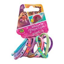 Elastico de Cabelo Disney Princesas - DTC 4388 -