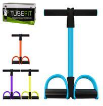 Elastico de tensao para exercicios ombro / biceps / triceps / abdomen tubefit - Royal Eletronic