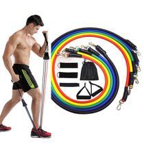 Elastico extensor muscular fitness para treinamento academia - YBF
