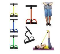 Elastico Extensor Para Treino Pedal de Puxar Exercicio Academia Musculação fitness Ginastica Pilates Abdominal Pernas -