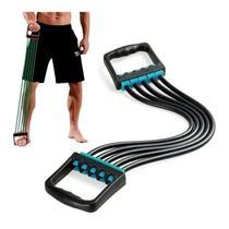 Elástico Extensor Tensão Exercícios Funcional Musculação - Mbfit