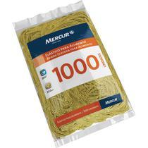 Elastico para Alimento Amarelo  N.12 1KG 1000 - Mercur