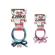 Elástico Para Cabelo Zalike Duo Lace Com 2 Unidades - 2021 -