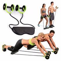 Elastico Roda Exercicio Abdominal Revoflex Aparelho Fitness (BSL-FLEX-1) - Chen