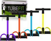 Elástico Tensão Com Apoio - Extensor Multi Funcional Fitness 7116 - Mb