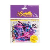 elásticos Soft Cabelo Color Bonitta -