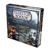 Eldritch Horror Máscaras de Nyarlathotep - Expansão - GALAPAGOS